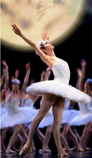 Имперский русский балет. Лебединое озеро 140 лет