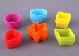 Участники закупки: силиконовые формы для выпечки