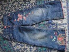 джинсы р.104