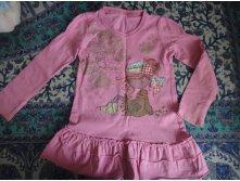 платье-туника р.104-110