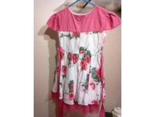Платье х/б р.104-110