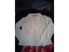 Блузка-рубашка х/б р.116-120