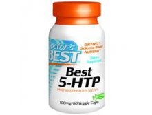Doctor's Best, Best 5-HTP, 100 mg, 60 капсул