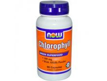 Now Foods, Chlorophyll, 100 mg, 90 Capsules