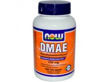 Now Foods, DMAE, 250 mg, 100 Vcaps