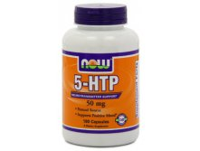 Now Foods, 5-HTP, 50 mg, 180 Capsules