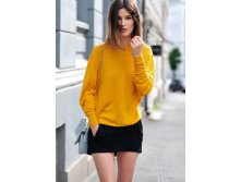 beautiful-yellow-clothes-black-skirt-and-great-style-by-acne.jpg