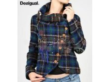 2013-NEW-Desigual-women-s-blue-plaid-coat-jacket-FREE-SHIPPING-.jpg