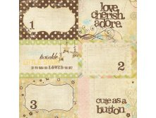 4X6 Journaling Card Element 1 12X12 Baby Steps Collection Paper enl.jpg