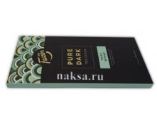 Шоколад FAZER PURE DARK 70% COCOA TWIST OF MINT, 95 гр.Цена 250 руб.