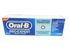 Зубная паста Oral-B PRO-EXPERT All-Around Protection Clean Mint, 75 мл. Цена 330 руб.