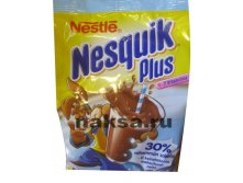Какао NESTLE Nesquik Plus 500 гр,Цена 470 руб.