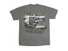 "Футболка ""Stays on Road"" (100% хлопок) Buck Wear, арт.3101, 798 руб"