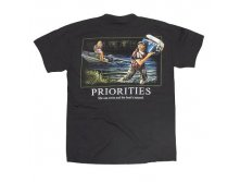 "Футболка ""Red-Priorities"" (100% хлопок) Buck Wear, арт.1116, 798 руб"
