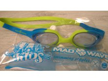 Очки для плавания MADWAVE Stretchy Junior M0411 06 0 08W