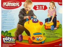 Бренд: Hasbro Ходунок-каталка Playskool 2 в 1