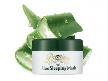 Missha Premium Aloe Sleeping Mask