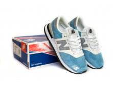 NB 990 Blues/White