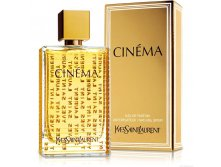 YVES SAINT LAURENT CINEMA lady