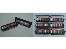 Тени Mac 8 Colors Eye Shadow 15g. mix
