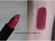 Помада Golden Rose Velvet Matte No 32