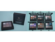 Тени Anastasia 9 Color Eyeshow Contour Cream Kit 17g. 9цв. mix