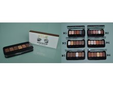 Тени Kylie Kyshadow Pressed Powder Eyeshadow 6цв. mix 6шт.