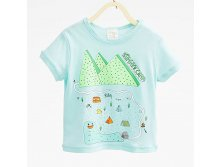 Футболка Little Maven «Summer Camp» 270р 18,4,5,6