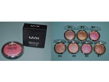 Румяна NYX Baked Blush 8g. mix 7шт.