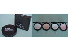 Пудра Хайлайтер NYX Blotting Powder 8g. mix 4шт.