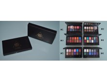 Тени Mac Ellie Goulding 12 Colors Eye Shadow 13,5g. 12цв. mix 6шт.