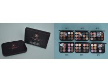 Тени Anastasia 12 Color Eyeshow Contour Cream Kit 20g. 12цв. mix