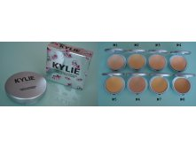 Пудра Kylie Powder Plus Foundation 13g. mix 8шт.