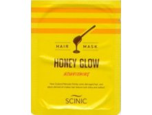 Пробник Медовая маска для волос Scinic Honey Glow Hair Mask 5мл 30р пристрой 4шт