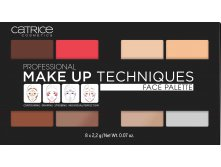 ПРОФЕССИОНАЛЬНАЯ ПАЛЕТКА ДЛЯ ЛИЦА CA**TRICE PROFESSIONAL MAKE UP TECHNIQUES FACE PALETTE 590.33+17% в наличии 4 шт