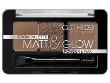 НОВИНКА СЕНТЯБРЬ!!!CA**TRICE Палетка теней для бровей Brow Palette Matt & Glow, 010 Now flASH Lights 186,88+17% в наличии 9 шт