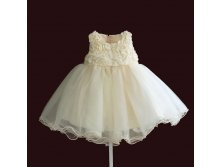 "Платье ""Baby Princess"" Cream 880р  3(92) 4(86)"
