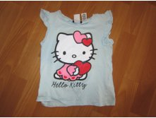 майка Hello Kitty, H&M, 3-4 года, 150 р.