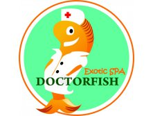 Логотип DoctorFish Exotic SPA