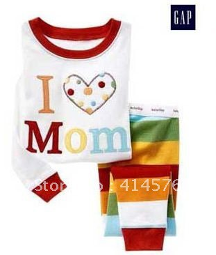 I-love-mom-pajamas-cotton-homewear-child-home-clo.jpg