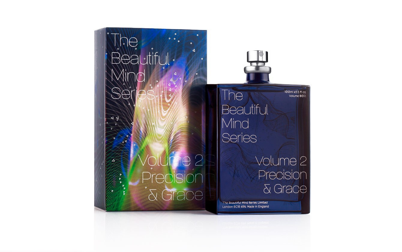 THE BEAUTIFUL MIND SERIES Volume 2 Precision & Grace unisex