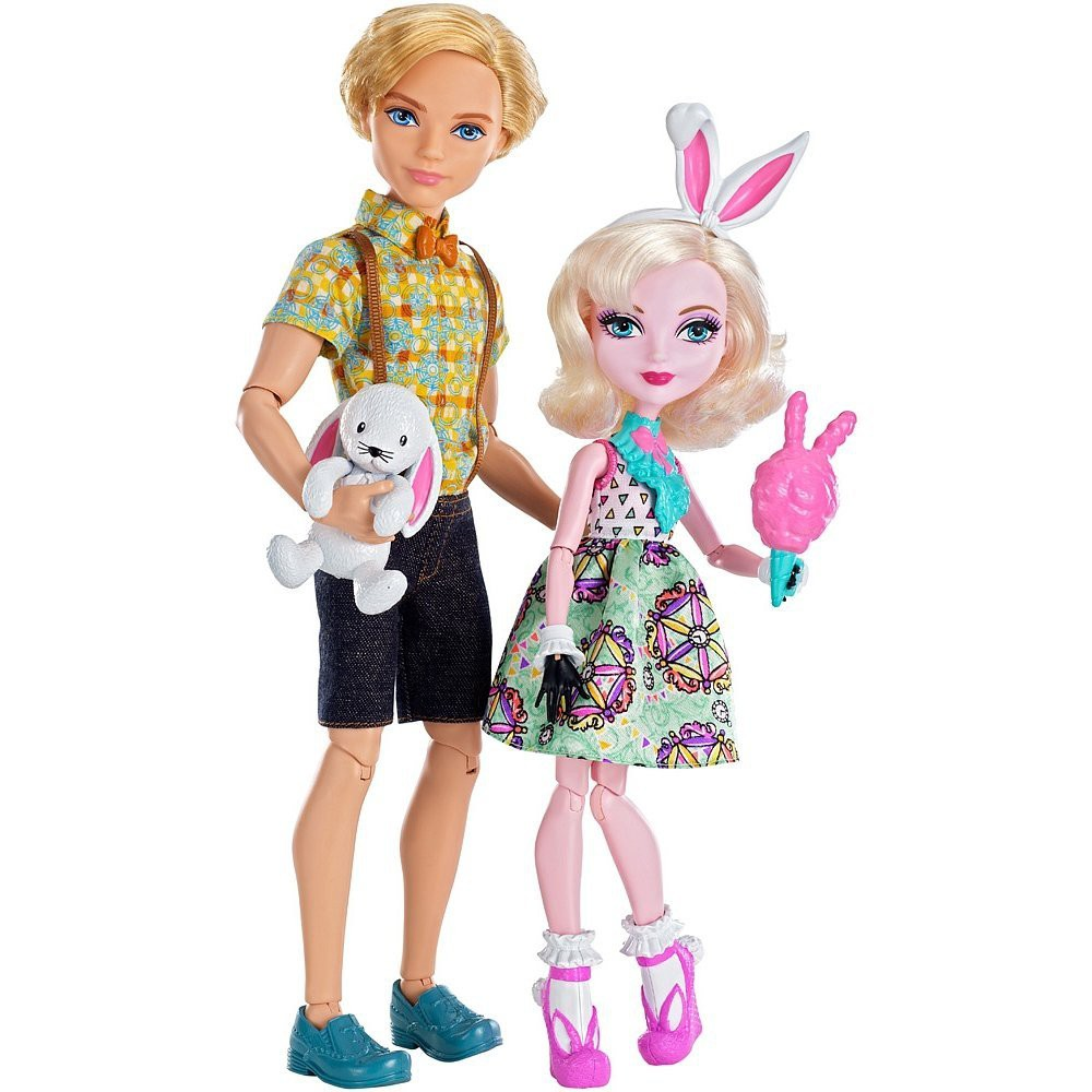 Ever After High Bunny Blanc and Alistair Wonderland.jpg