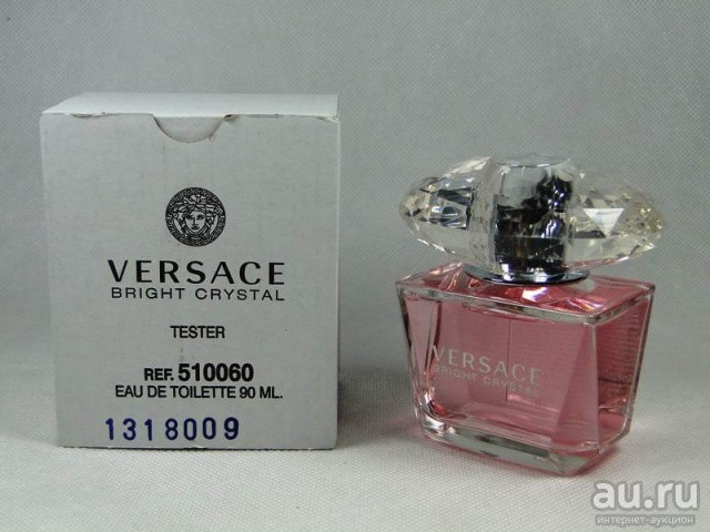 VERSACE Bright Crystal Т/вода жен 90мл TESTER с колпачком