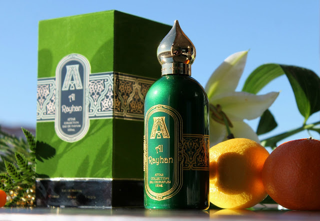 AL RAYHAN ATTAR COLLECTION п в 100 мл 5650+%+атом